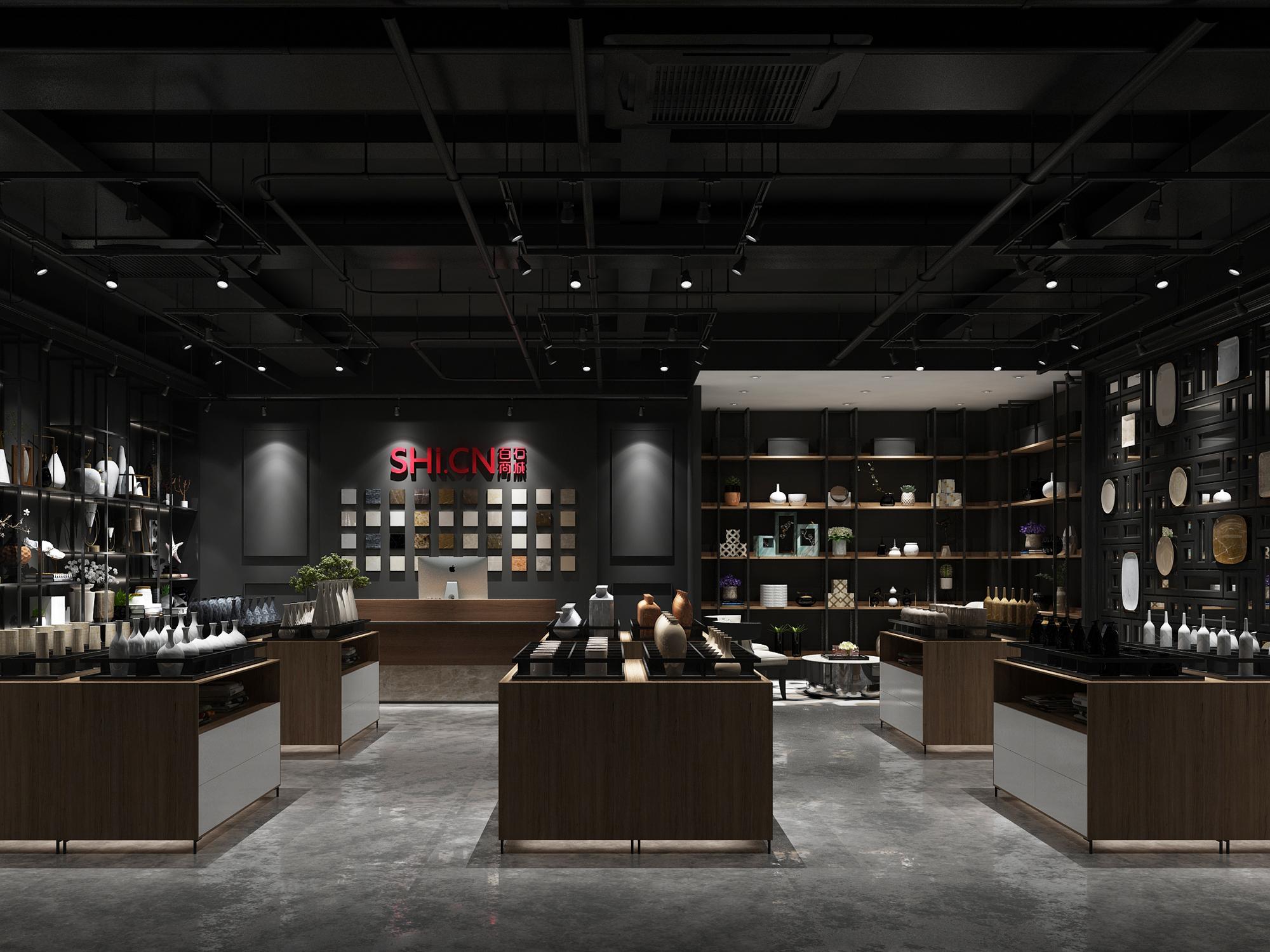 百石商城工艺品店