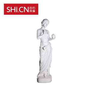 大理石女雕像 家居艺术人物落地装饰品 SDX-006