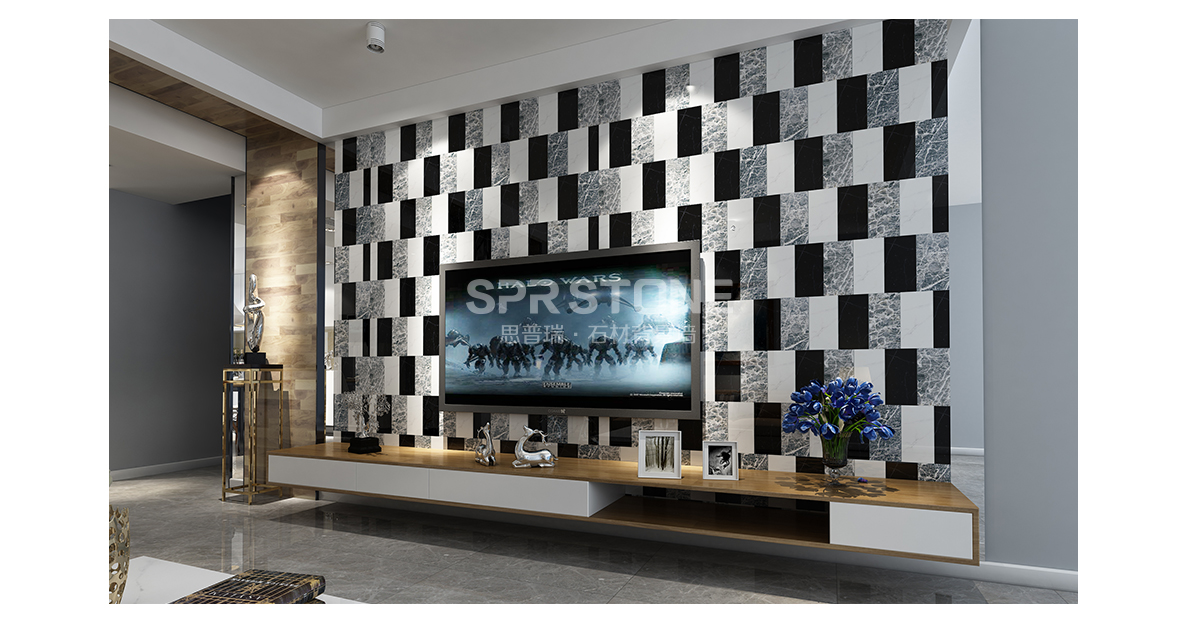 思普瑞 背景墙 SPR-030