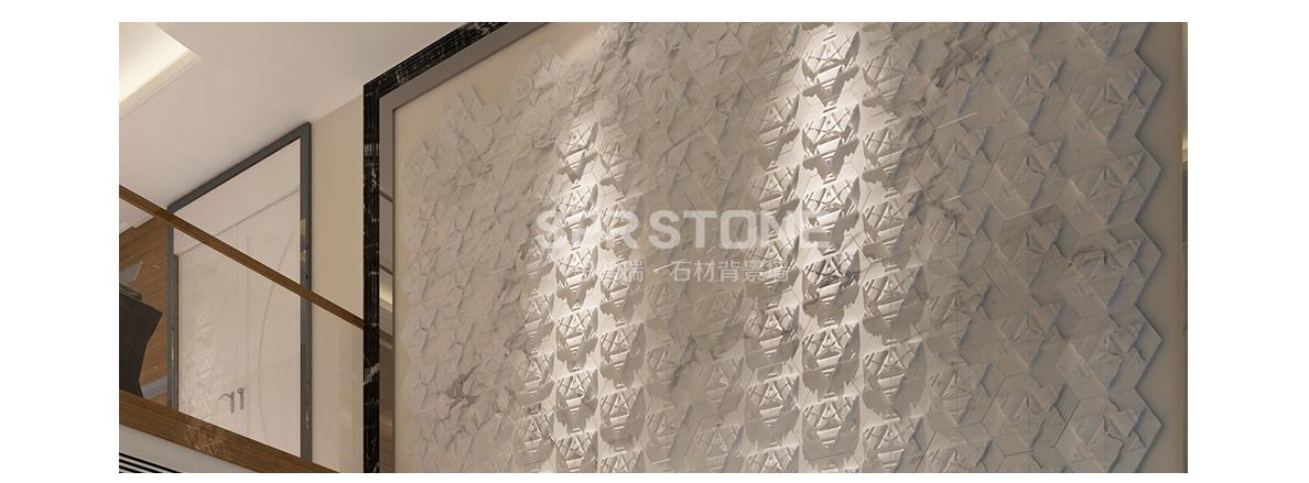 思普瑞 背景墙 SPR-077